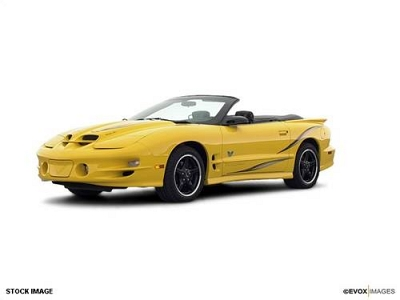 Photo 2002 Pontiac Firebird Hatchback 2DR CPE TRANS AM