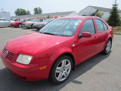 Photo 2002 Volkswagen Jetta Sedan GLS lthr roof auto Sedan
