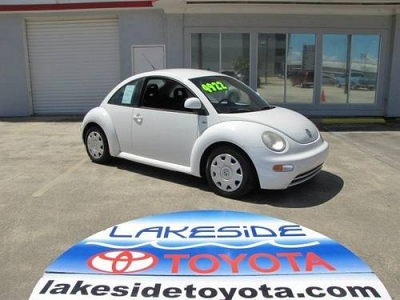 Photo 1999 Volkswagen New Beetle Coupe GL