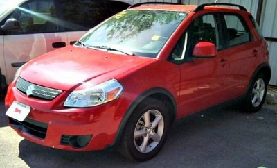 Photo 2008 Suzuki SX4 Hatchback 5DR HB AUTO REGIONAL EDIT
