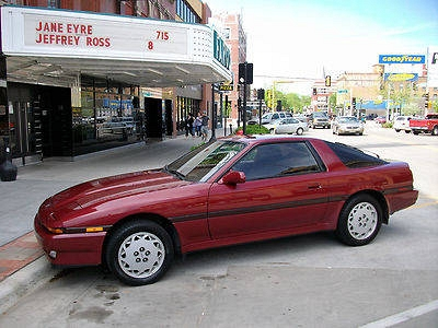 Photo 1986 TOYOTA SUPRA 5 SPEED MANUAL WITH ONLY 63282 MILES