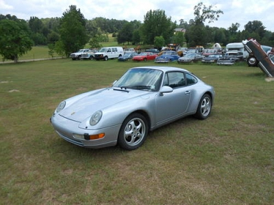 Photo 1996 Porsche Carrera 4 - 993 - Silver - 51k mi.