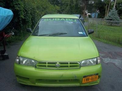 Photo 1998 right hand drive subaru legacy