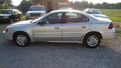 Photo 2001 Pontiac Grand AM - Silver - 87K Miles - 4 Cylinder - 5 Spd Manual