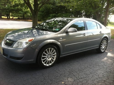 Photo 2007 Saturn Aura XR V6 - Ocean Mist blue grey - Auto - 83K Miles