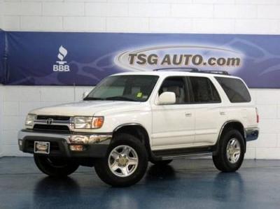 Photo 2001 Toyota 4Runner  SR5 3.4L V6 4WD