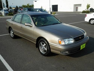 Photo 1998 Toyota Avalon Sedan XLS