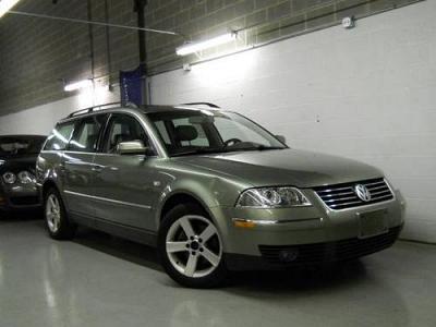 Photo 2004 Volkswagen Passat Wagon  GLX