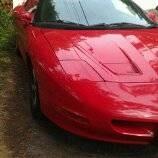 Photo 1997 red firebird 3.8 t-tops needs tlc runs great tho