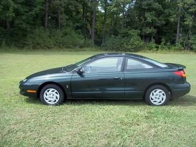 Photo 1998 Saturn S Series SC1