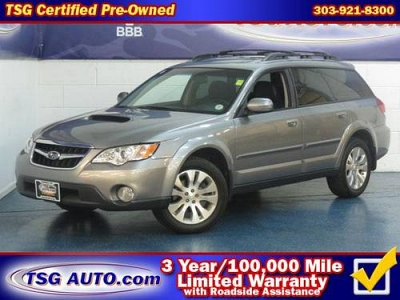 Photo 2008 Subaru Outback  2.5 XT TURBO Limited with Leather and Sun Roof