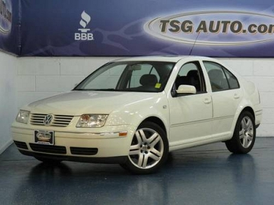 Photo 2004 Volkswagen Jetta  GLI 1.8L TURBO with Leather and Sun Roof