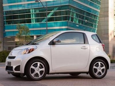 Photo 2012 SCION iQ Coupe 3dr HB