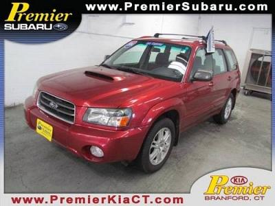 Photo 2004 Subaru Forester Station Wagon XT