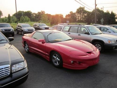 Photo 1998 Pontiac Firebird Coupe T-Top