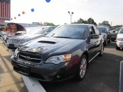 Photo 2007 Subaru Legacy Sedan  4dr H4 Turbo MT GT Ltd