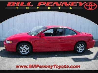 Photo 1998 Pontiac Grand Prix 2 Dr Coupe GT