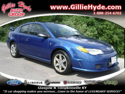 Photo 2005 Saturn Ion Red Line Coupe Red Line