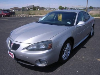 Photo 2007 Pontiac Grand Prix Sedan GT