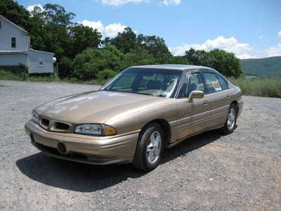 1998 pontiac bonneville ssei supercharged for sale zemotor 1998 pontiac bonneville ssei