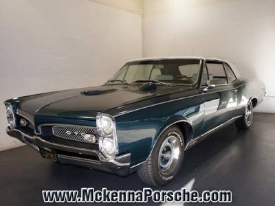 Photo 1967 Pontiac GTO 2 Dr Convertible Convertible