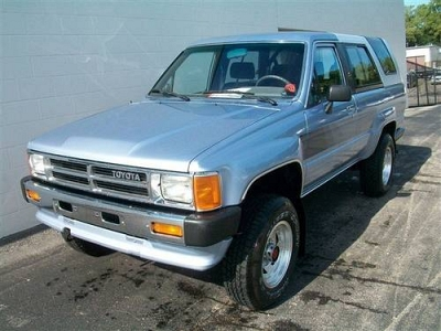 Photo 1989 Toyota 4Runner 4DR DLX