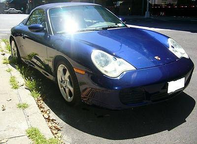 Photo 2004 Porsche 911 996 Carrera 4S AWD Cabriolet
