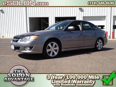 Photo 2009 Subaru Legacy 4dr Car GT Ltd