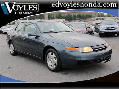 Photo 2002 Saturn LS 4dr Car L200