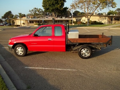 Toyota Flatbed For Sale