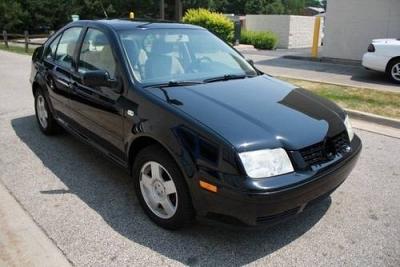 Photo 2001 Volkswagen Jetta GLS - Black - Manual - 155K Mi.