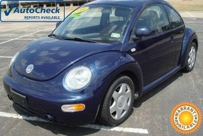 Photo 1999 VOLKSWAGEN BEETLE GLS 2.0 LEATHER