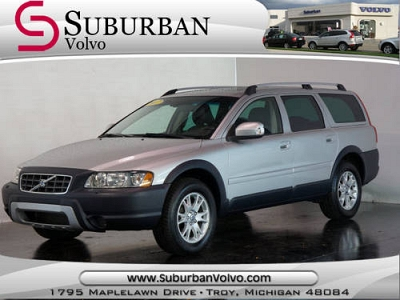 Photo 2007 Volvo XC70 4 Dr Wagon AWD AWD Power Moon RoofHtd Leather