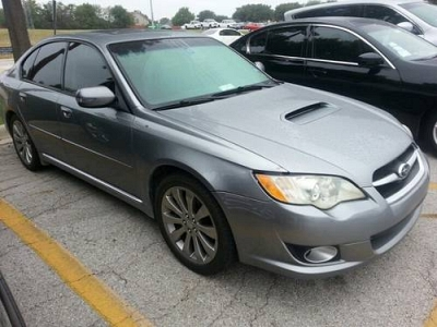 Photo 2008 Subaru Legacy Sedan 4dr H4 Man GT Spec B wNav