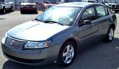 Photo 2007 Saturn Ion Sedan 4DR SDN AUTO ION 2