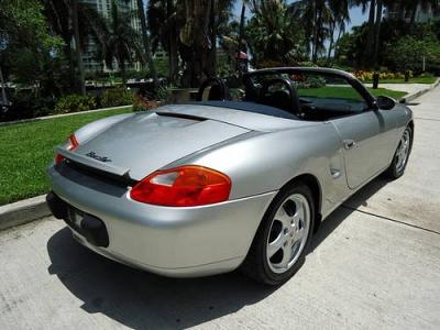 Photo 1999 Porsche Boxster Cabriolet 68,240 Miles Clean Carfax Dealer Serv