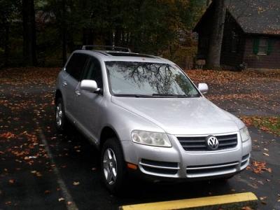 Photo 2004 . 5 VW Touareg 3.2L V6 118k mile