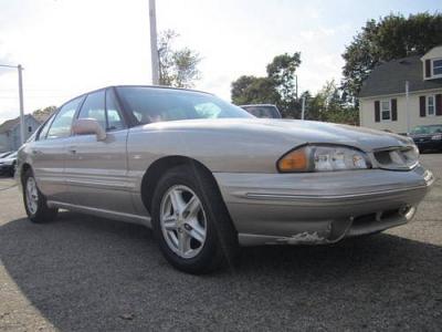 Photo 1998 Pontiac Bonneville Leather  Loaded Runs  Drives LIKE NEW