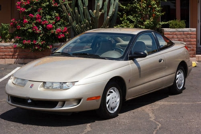 Photo 1998 Saturn S-Series  SC1 Coupe 2D