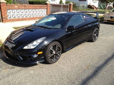 Photo SUPED UP 2002 TOYOTA CELICA. A MUST SEE MUST BUY