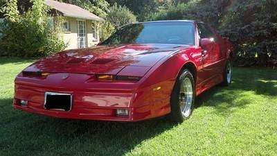 Photo 1989 Pontiac Firebird Trans Am GTA Coupe 2-Door 5.7L