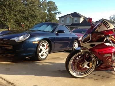 Photo Porsche 996 Cab