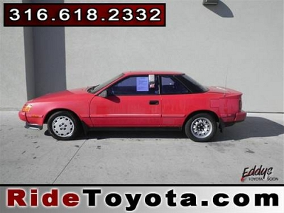 Photo 1989 Toyota Celica Coupe GT-S