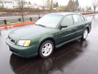 Photo 2003 Subaru Legacy 4dr Car 2.5 GT