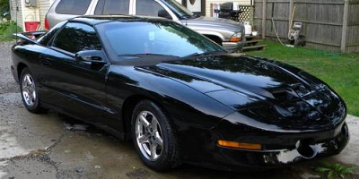 Photo 1997 V8 pontiac  Black Trans Am Automatic Woman Owned Nice Sporty Car