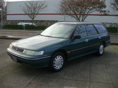 Photo 1993 Subaru Legacy Sedan Other L