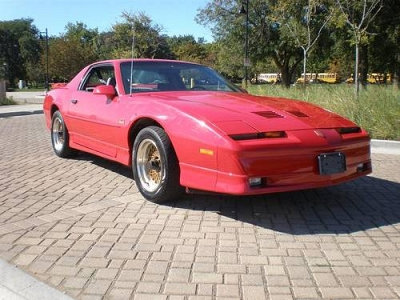 Photo 1988 Pontiac Trans AM GTA 44k one owner miles