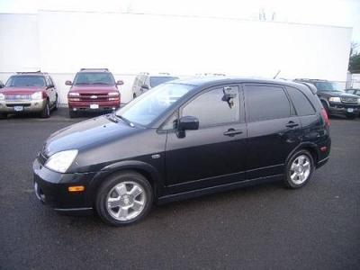 Photo 2002 Suzuki Aerio SX 4dr Hatchback Base