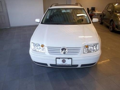 Photo 2003 Volkswagen Jetta Wagon Station Wagon GLS
