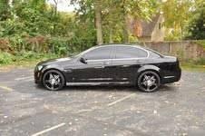 Photo 2009 Pontiac G8 GT V8, Panther Black, 1-OWNER